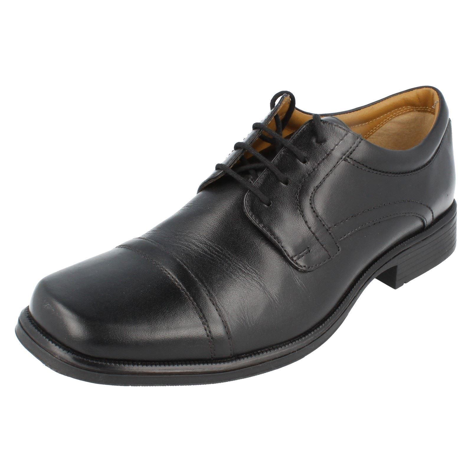 Zapatos para Hombre Clarks Label Handle Cap ~ N