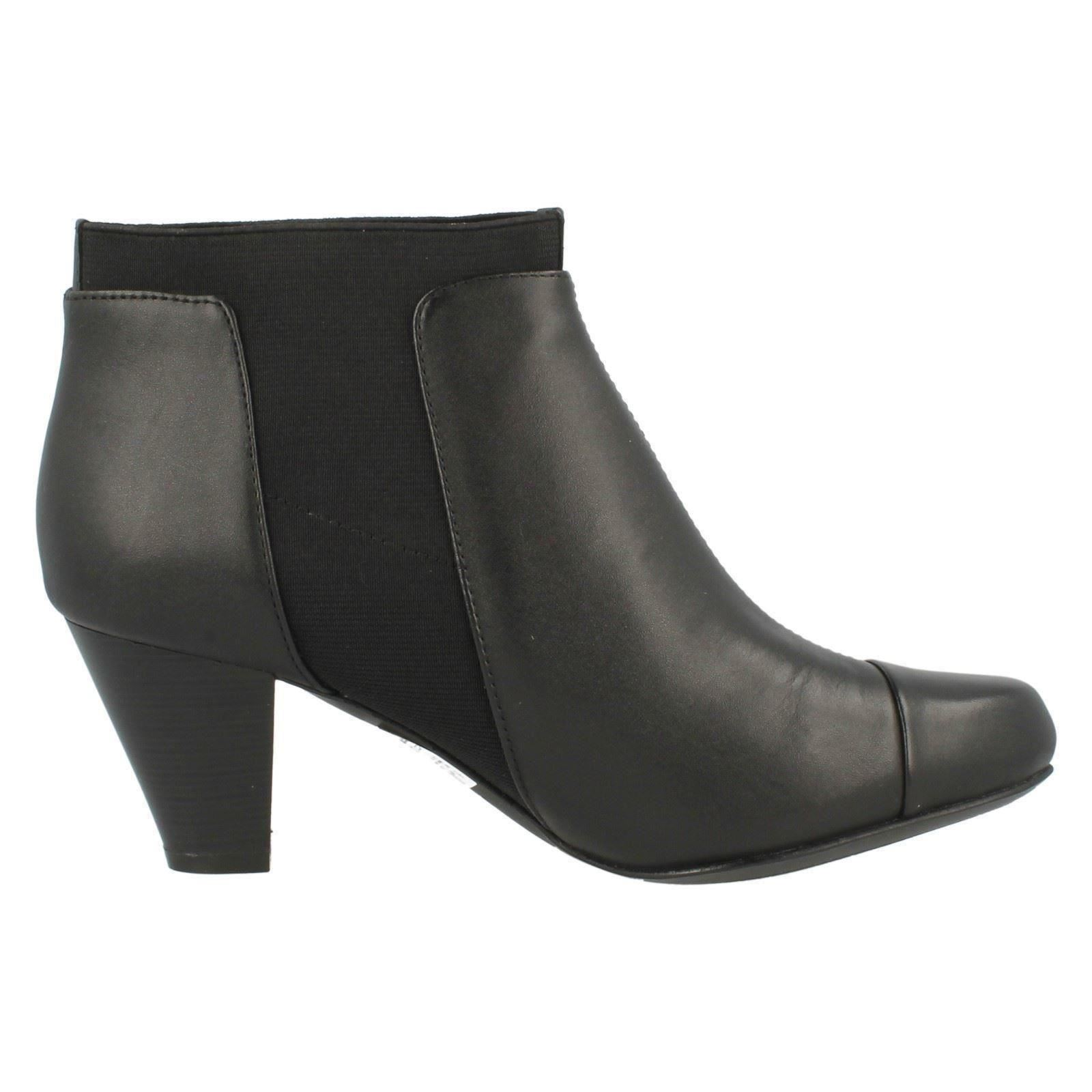 Ladies Clarks Ankle Boots The Style - Lodge Gates