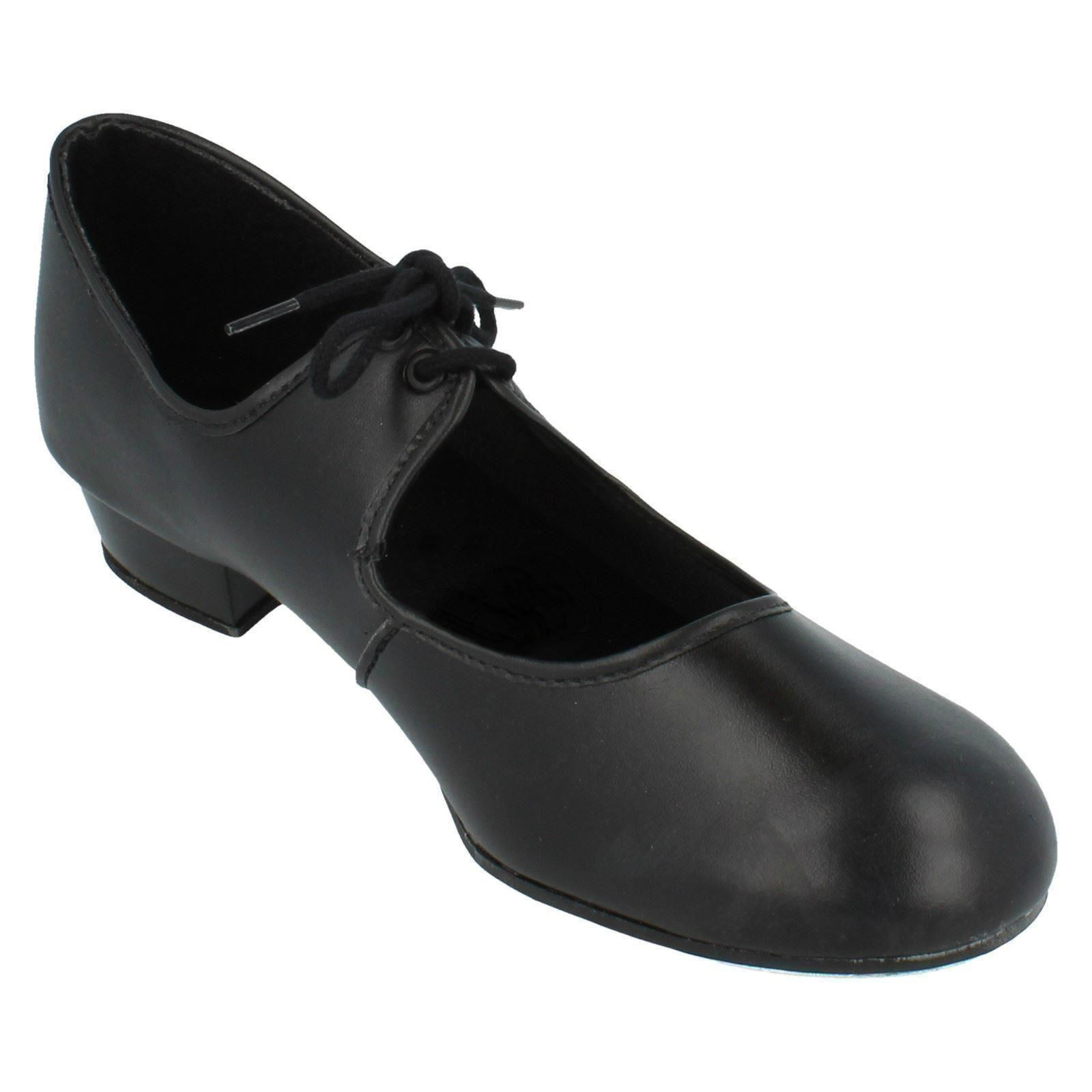 Girls Reo Tap Dancing Shoes Style - Tap Shoes - D