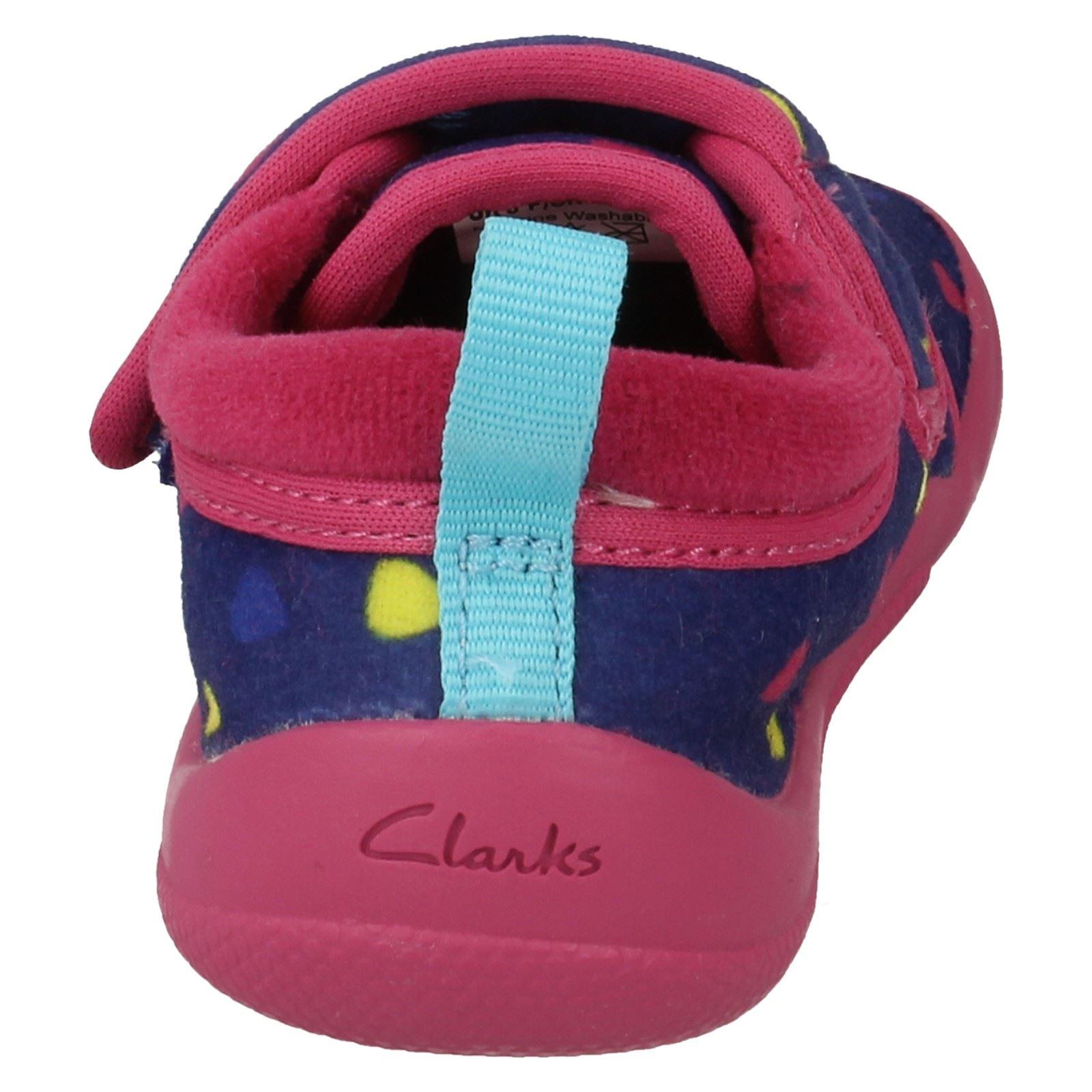 Chicas Clarks Pantuflas el estilo-Cuba PIP