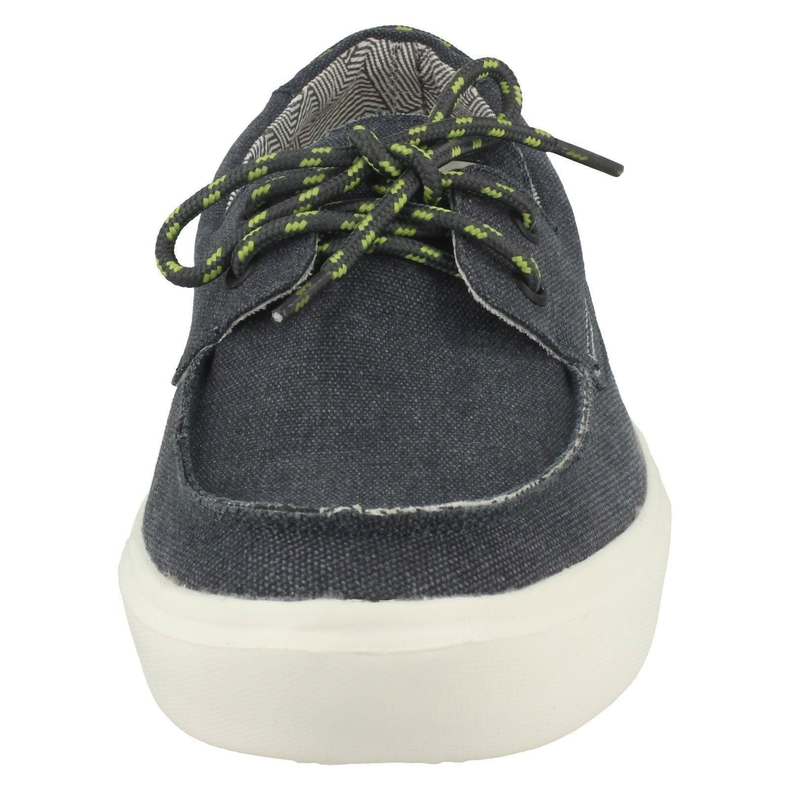 Para hombre clave dude Con Cordones Zapatos informales de cubierta estilo ligero-Kola