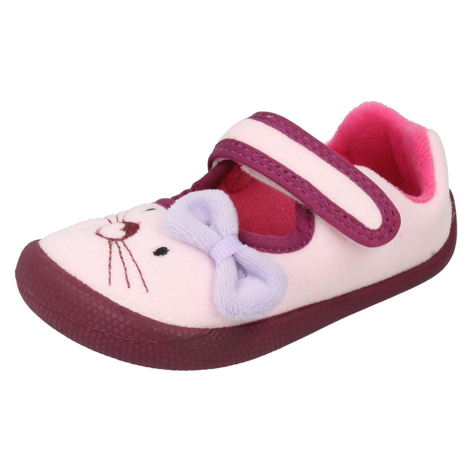 Girls-Clarks-Slippers-The-Style-ShiloCandy