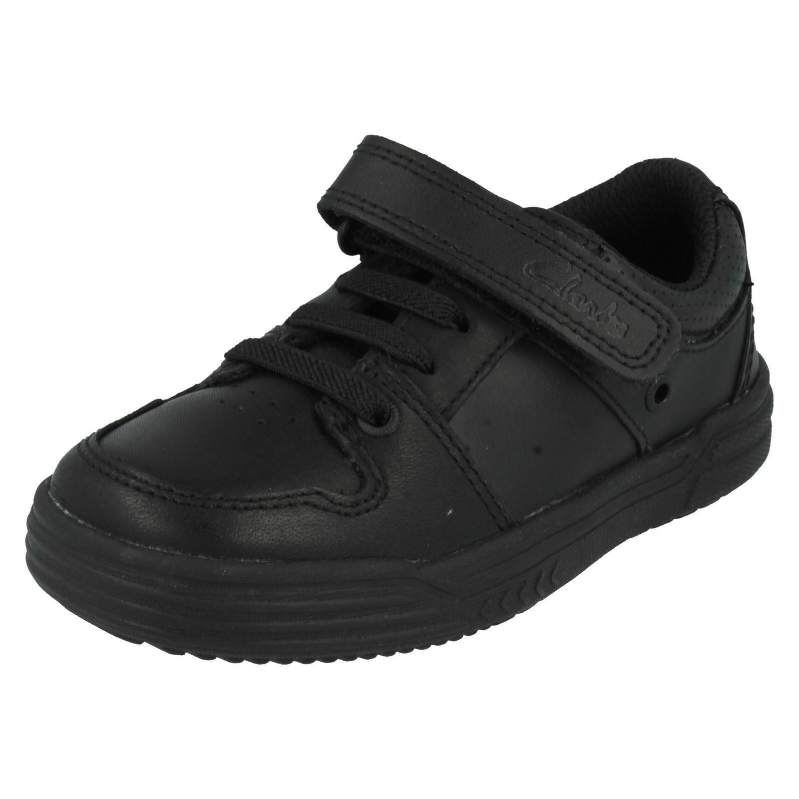 Boys Clarks Shoes Style - Chad Slide