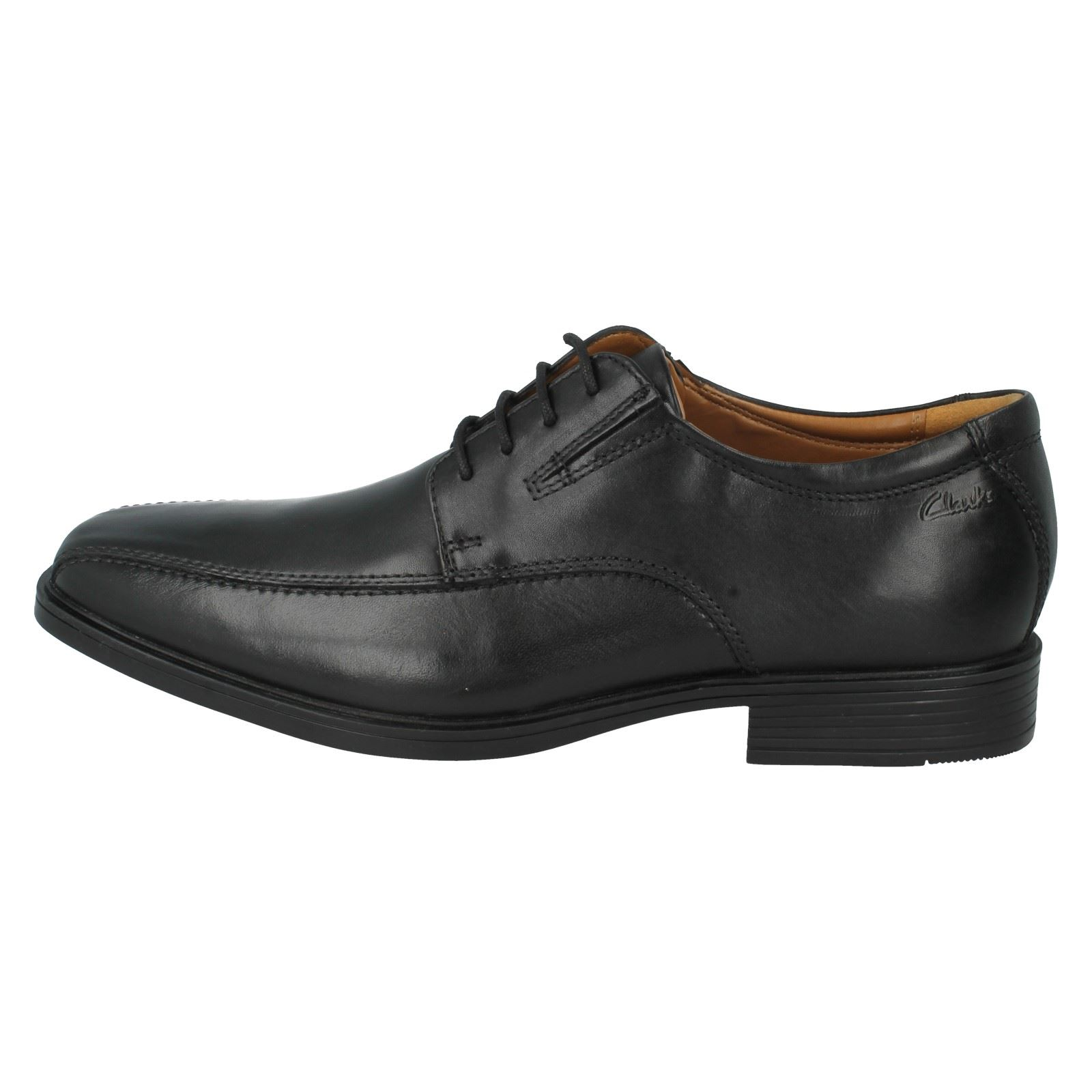 Men's Clarks Formal Lace Up Shoes The Style - Tilden Walk