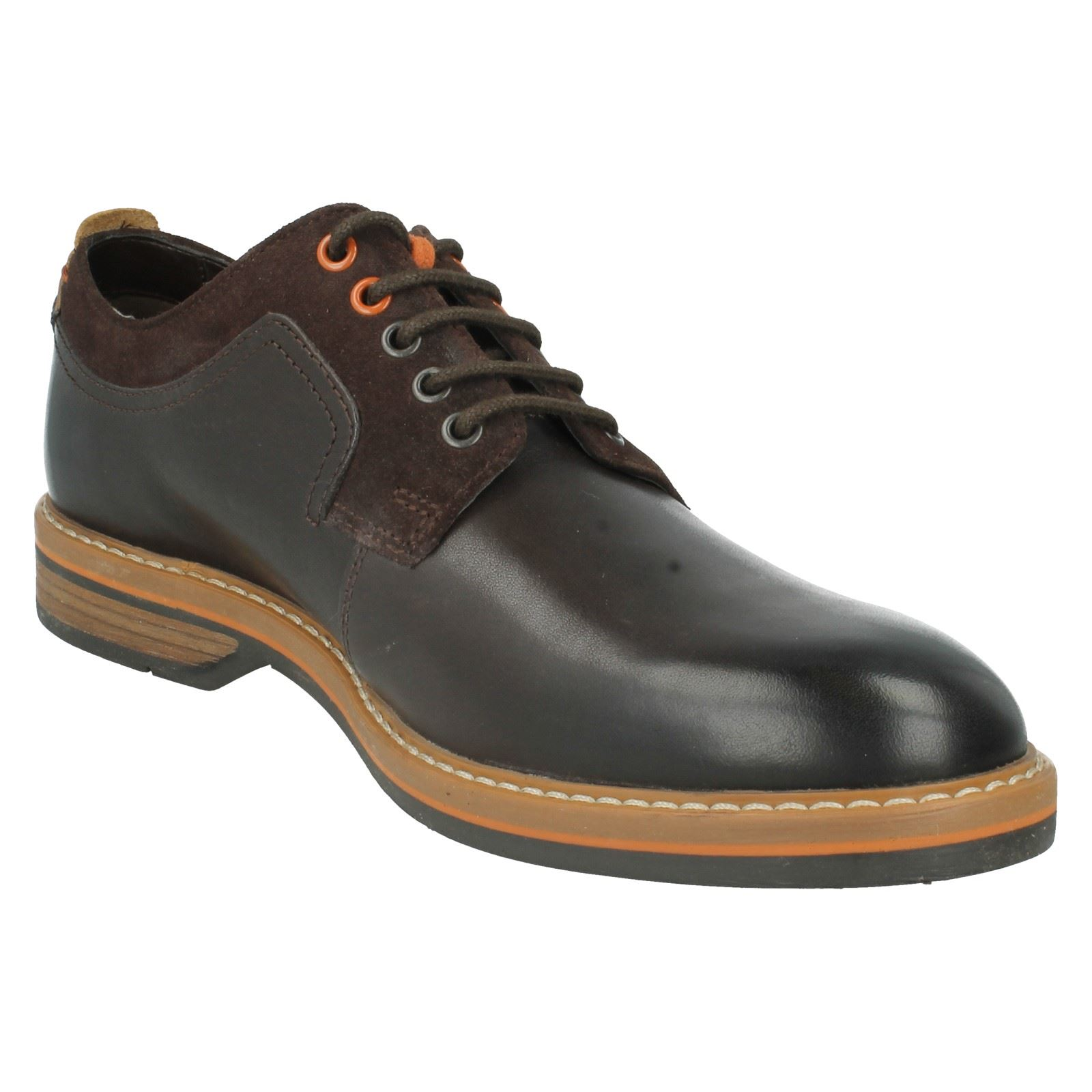 Men's Clarks Formal Lace Pitney Up Shoes Style - Pitney Lace Walk 722ac2