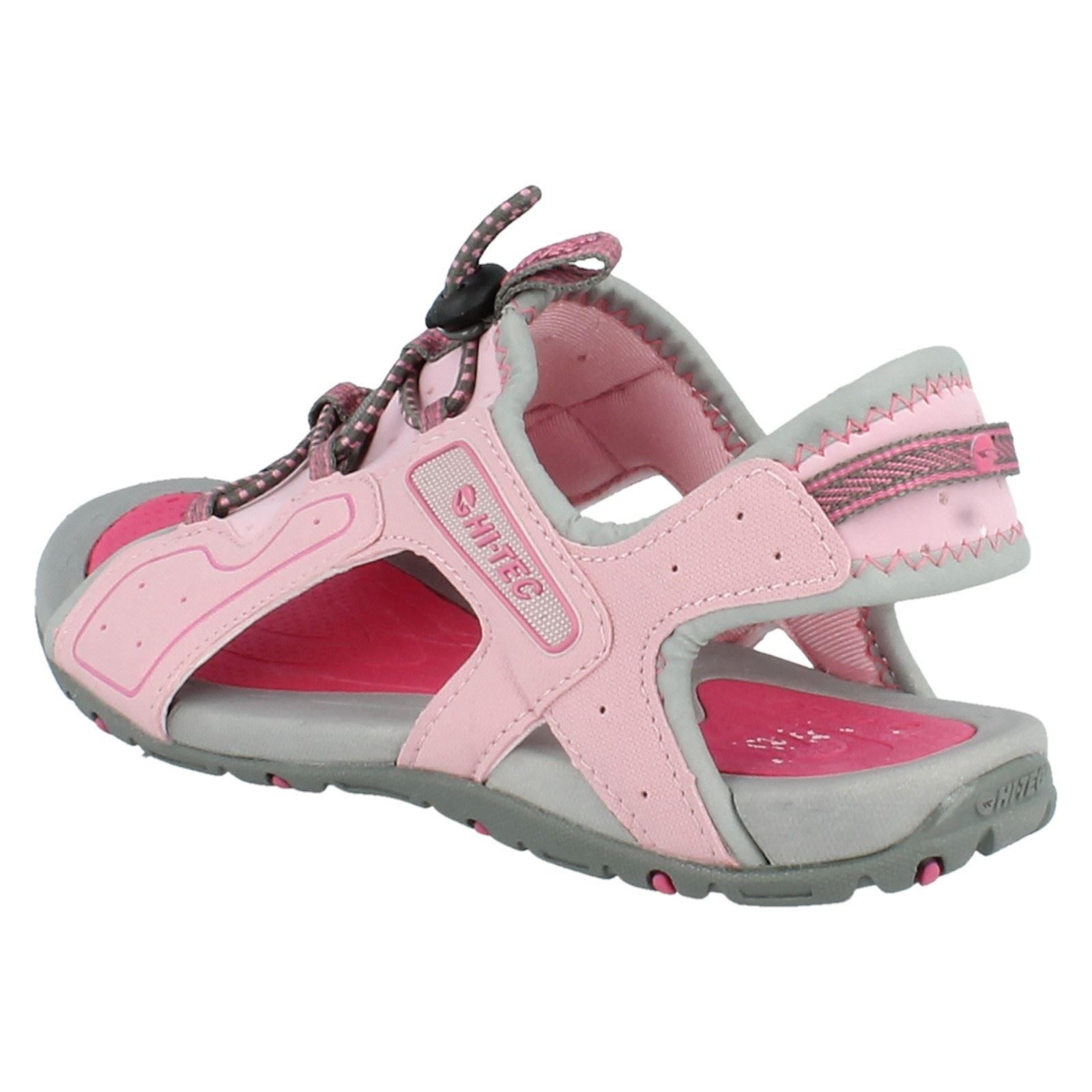 Chicas Hi-tec Sandalias Estilo-turtlebeach Jr