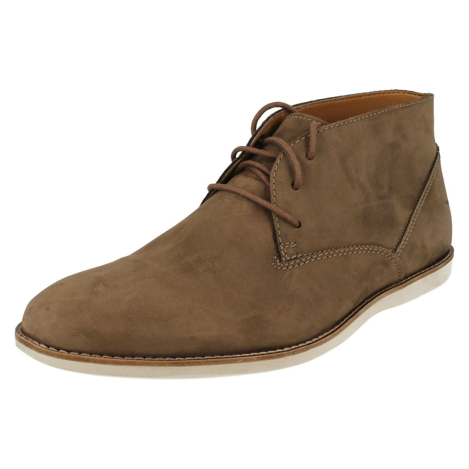 Men's Clarks Casual Casual Casual Desert Lace Up Ankle Boots The Style -  Franson Top 864762
