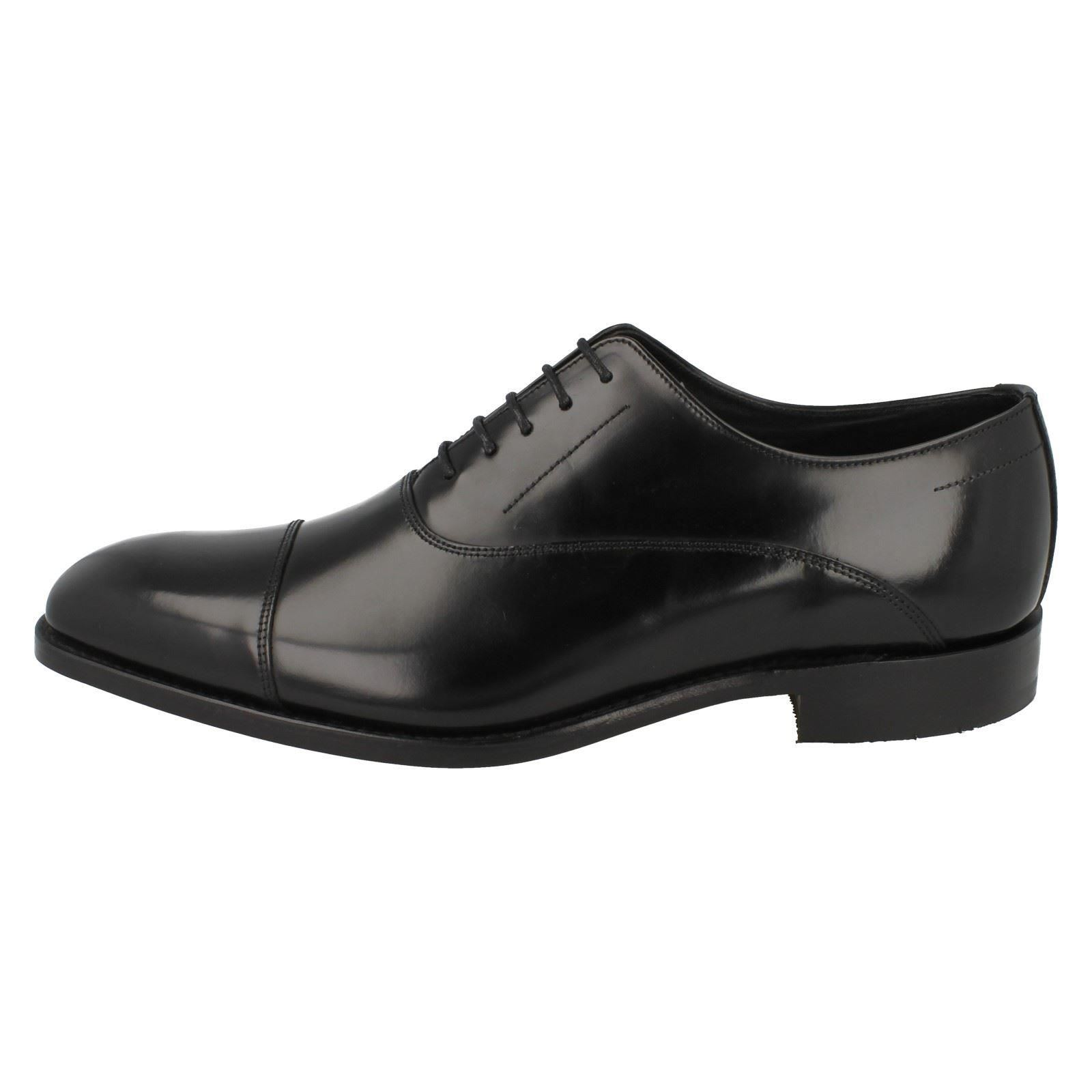 Mens Fitting Loake Formal Schuhes Fitting Mens F Style - Cagney cd111b