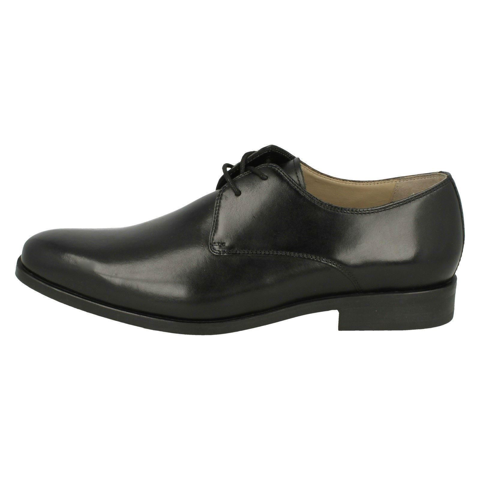 Men's Clarks Leather Lace Up Formal Shoes Walk The Style - Amieson Walk Shoes cc5217