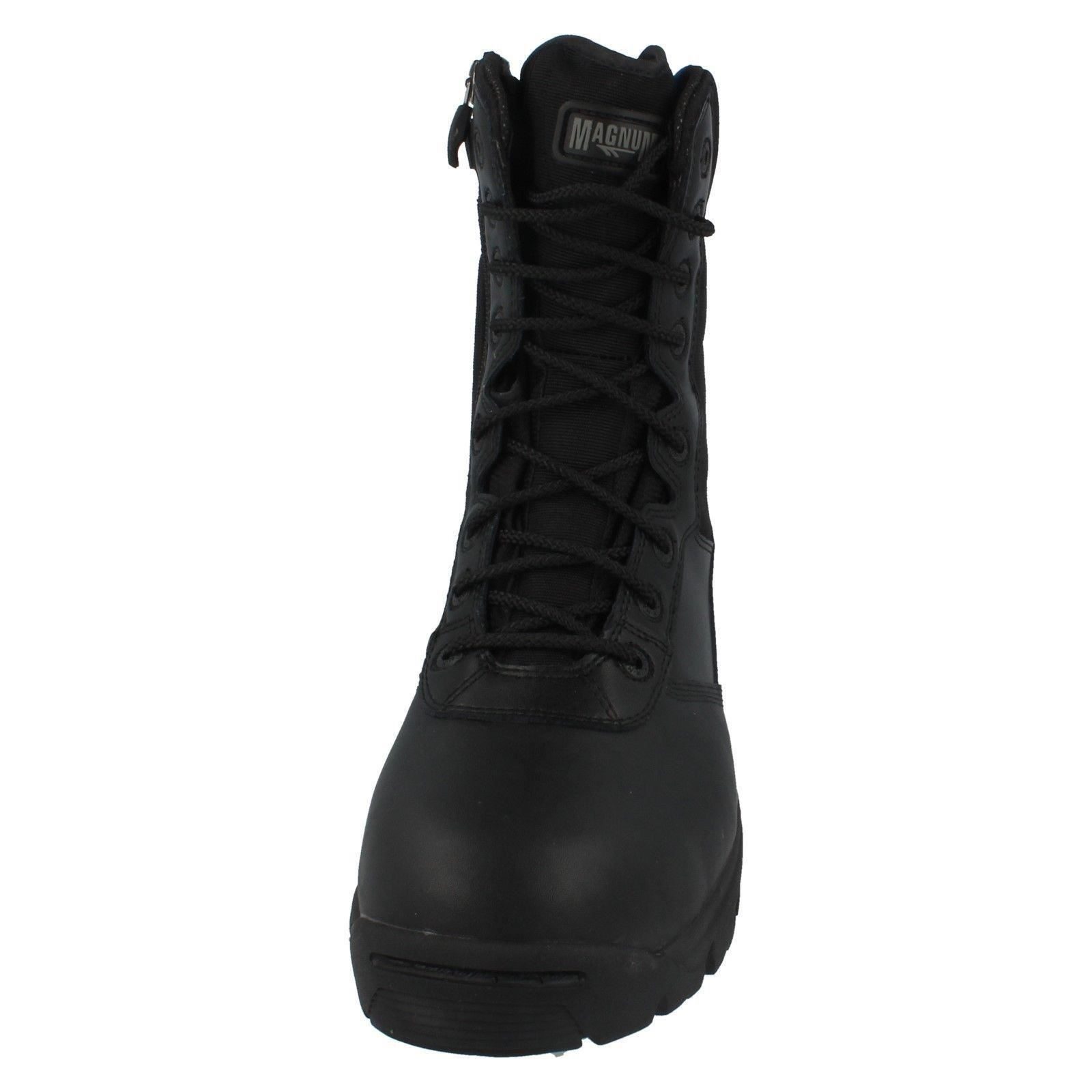 Mens Magnum Safety Boots ~ 'Phantom' The Style ~ Boots K 4988f5