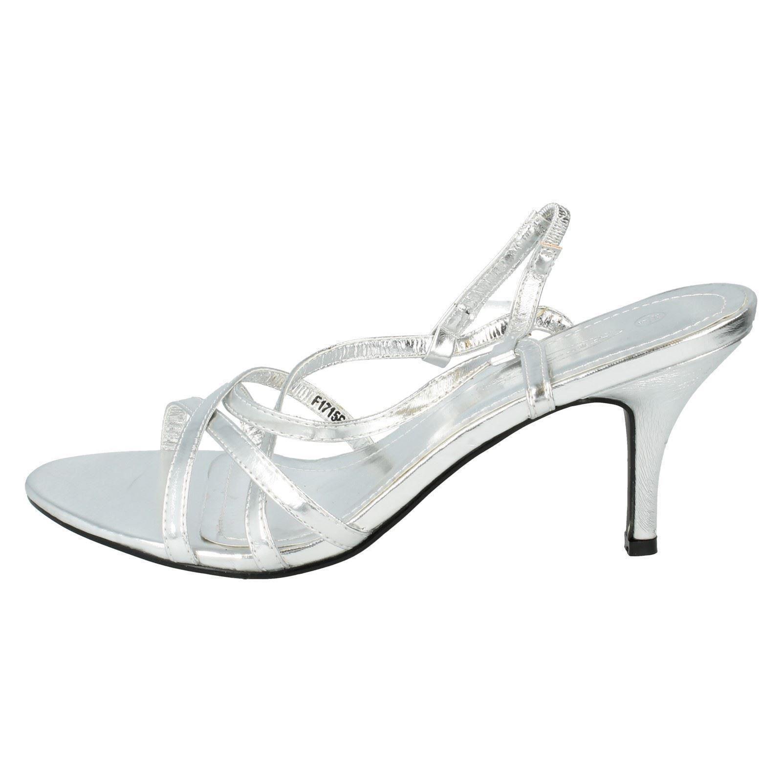 Zapatos señoras de punto en F1715 de noche el estilo ~ K