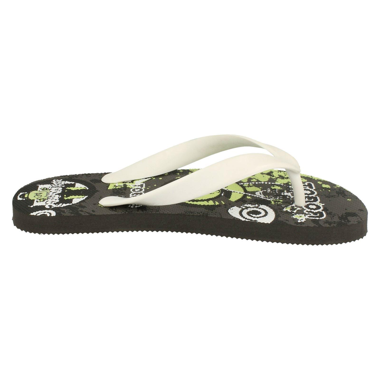 41c6fef74e7c65 Boys Samoa Toe Post Flip Flops - Style Justin ~ N