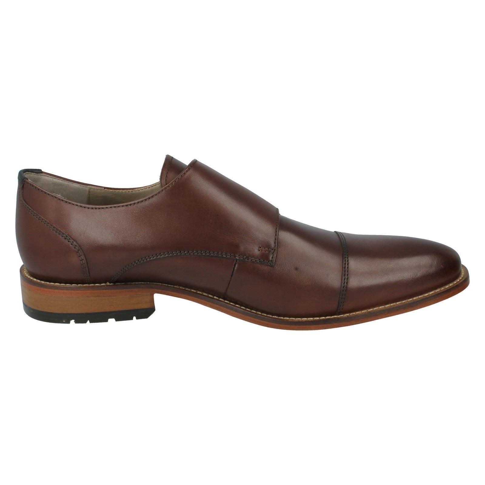Men's Clarks Smart Shoes Penton Penton Penton Monk 9f5e11
