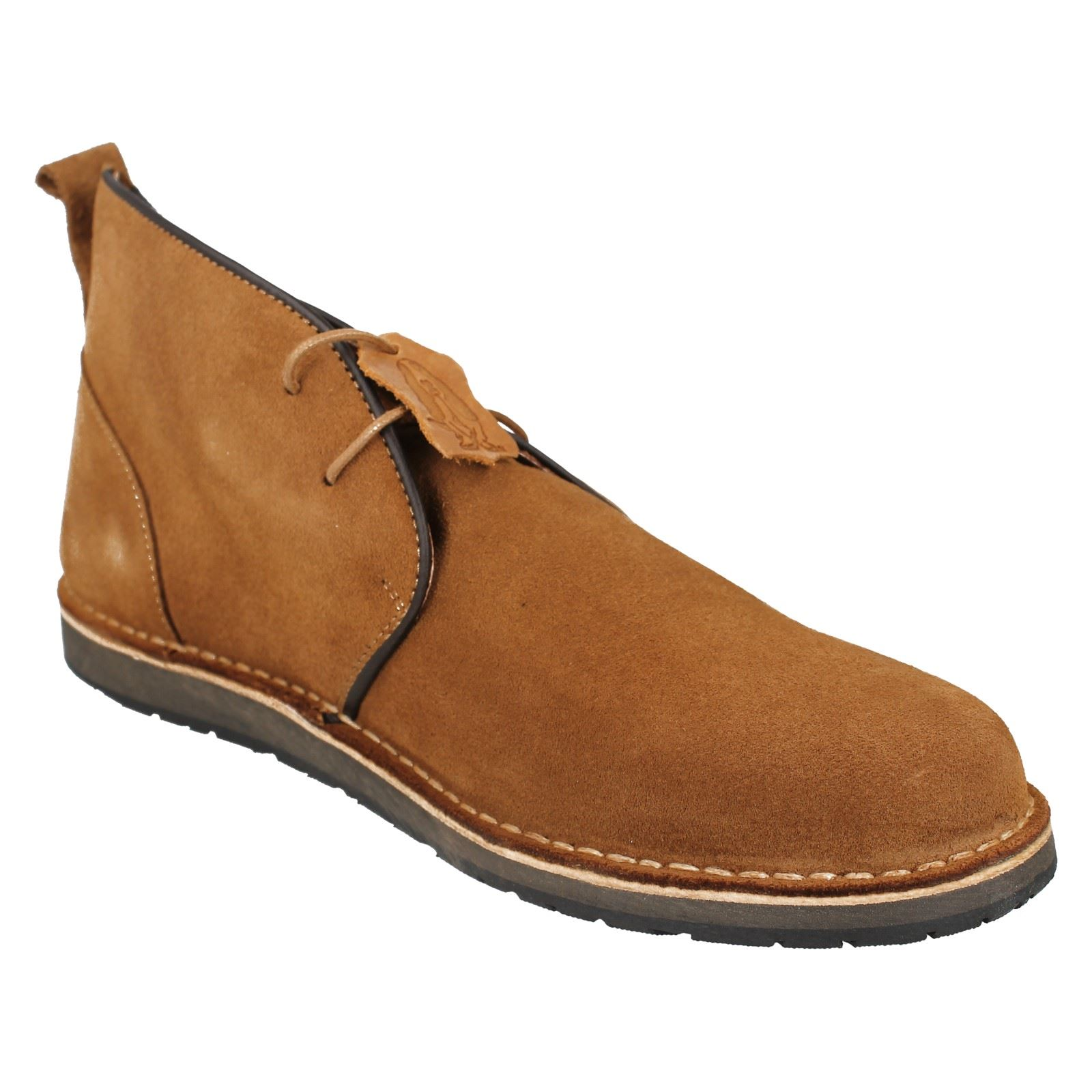 Uomo Ankle Hush Puppies Casual Smart Ankle Uomo Stiefel Label Barricane Heritage efda67