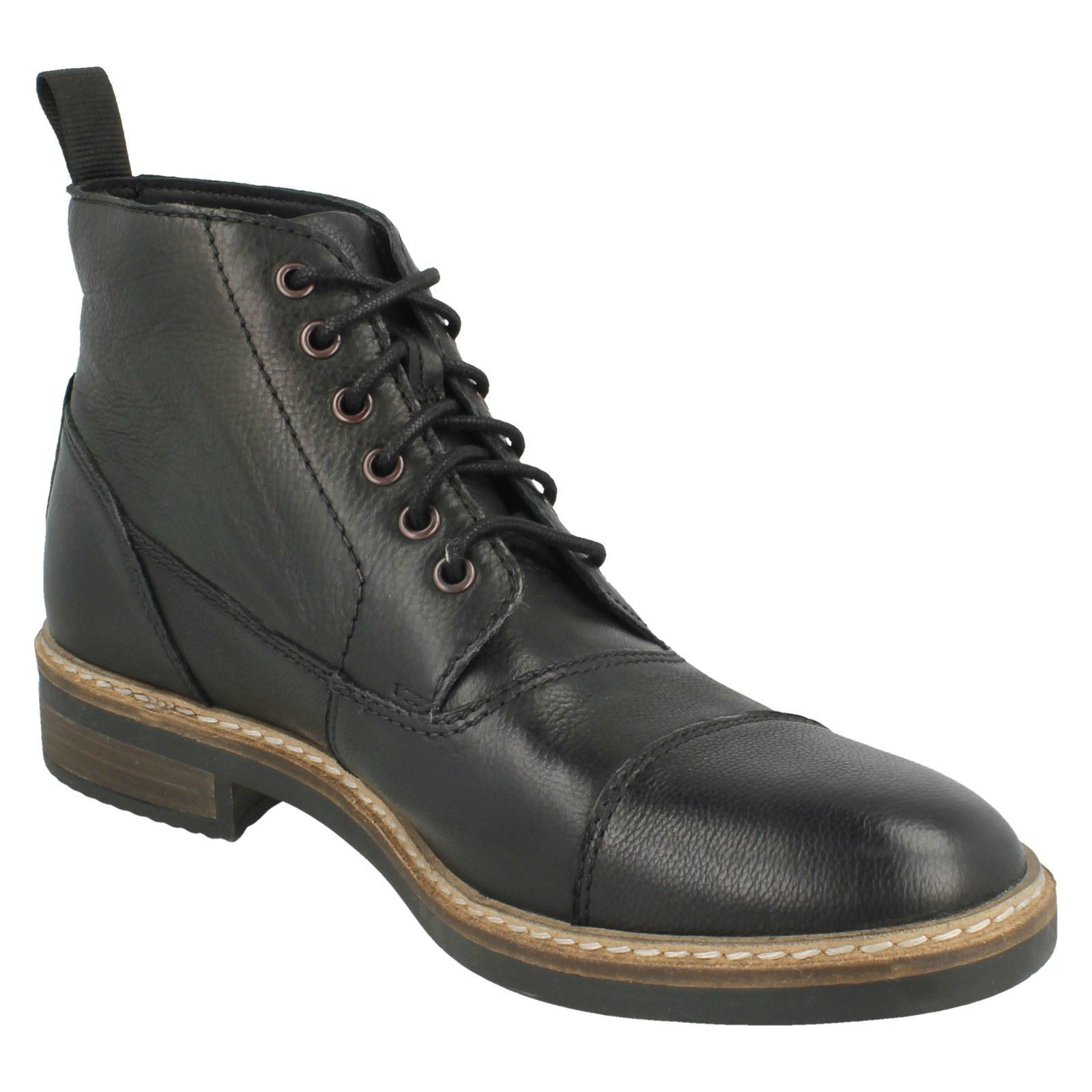 d6f19ae9c020 Men  s Clarks Smart Lace Up Boots Style - Blackford Cap