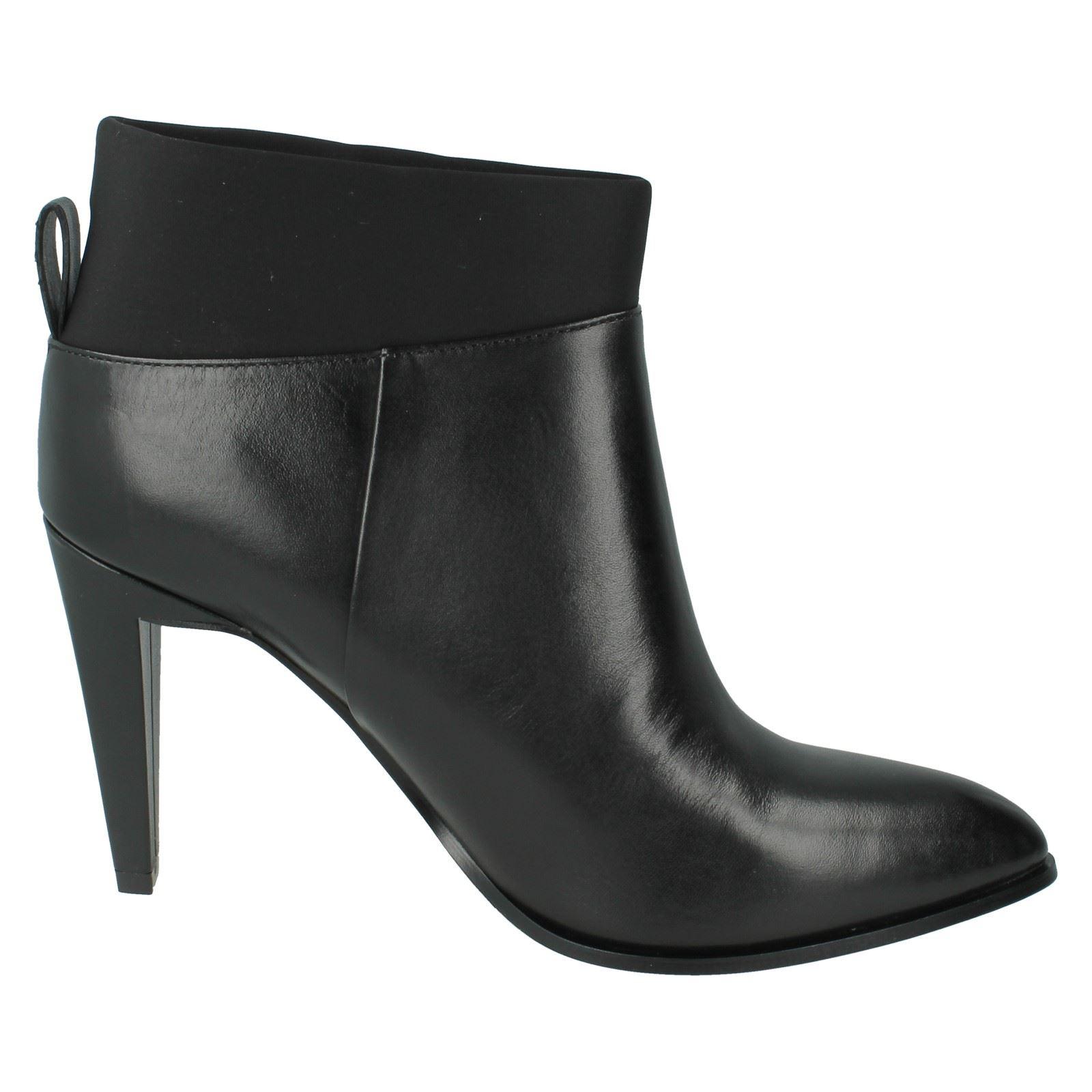 clarks ankle boots azizi posey ebay