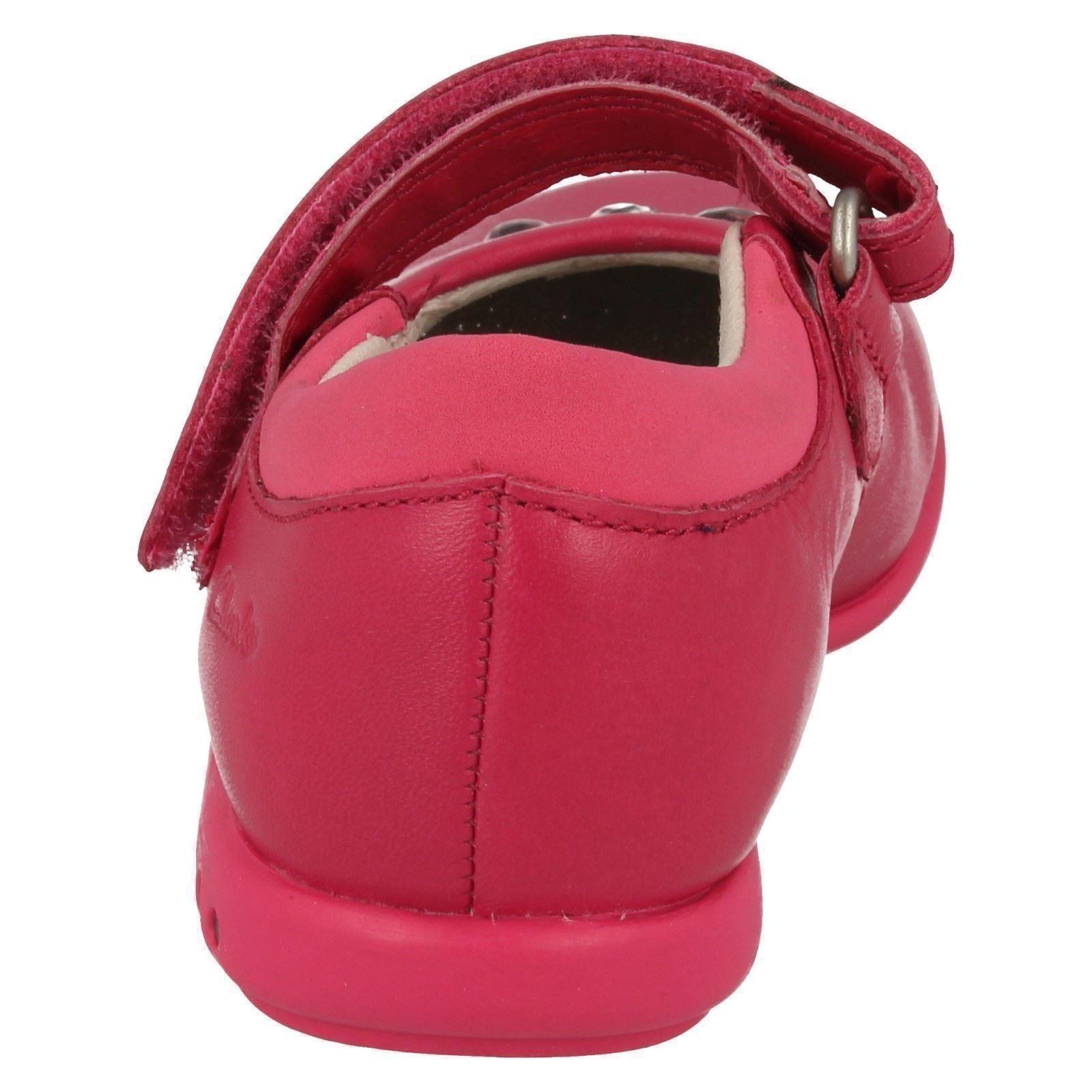 Chicas Clarks Zapatos Informales Estilo-Trixi Spice