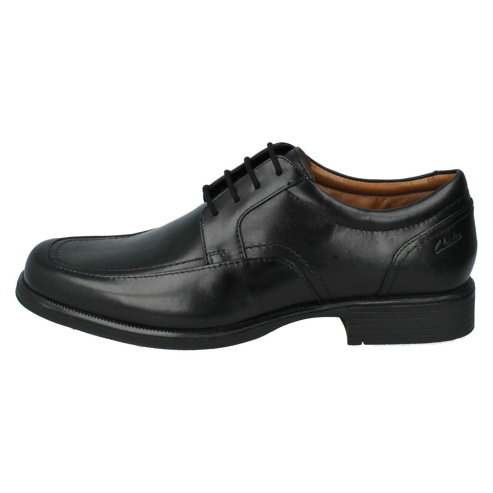 Para Hombre Clarks lazada Zapatos Zapatos lazada el estilo-huckley Primavera cc15f0