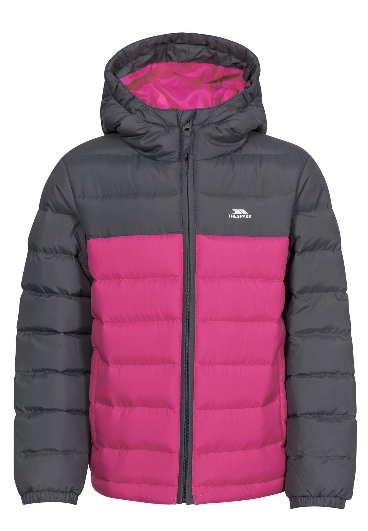 Trespass Childrens//Kids Oskar Padded Jacket