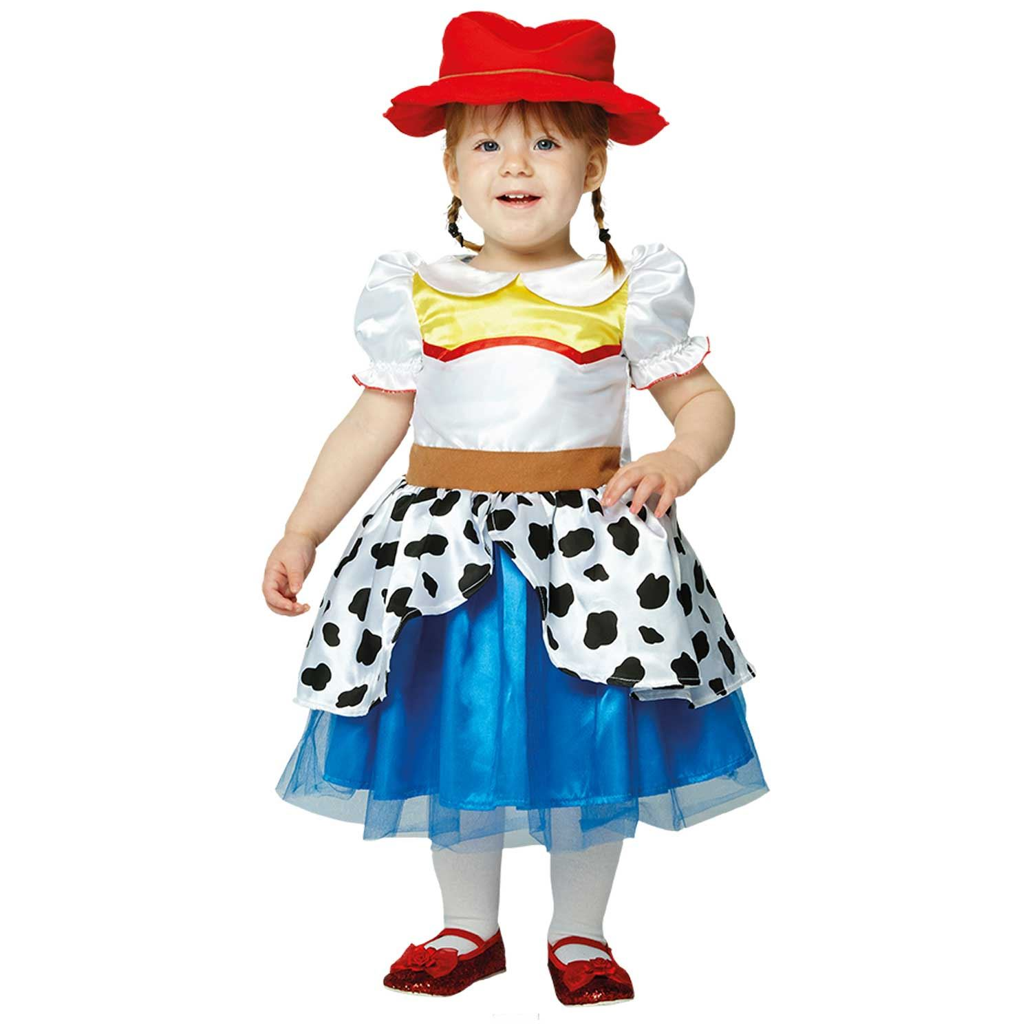 Baby Toy Story Costumes- Jessie  9400a7d48b6