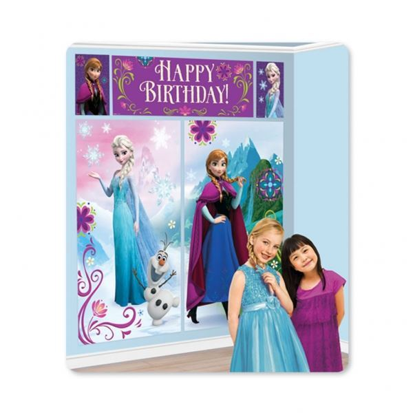 Frozen-Party-Tableware-Decorations-Balloons-Favours thumbnail 13