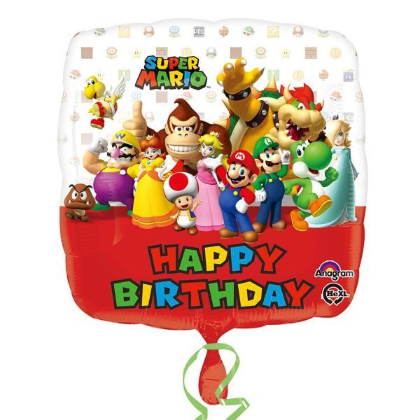 Nintendo-Mario-Birthday-Party-Decorations-Balloon-Tableware