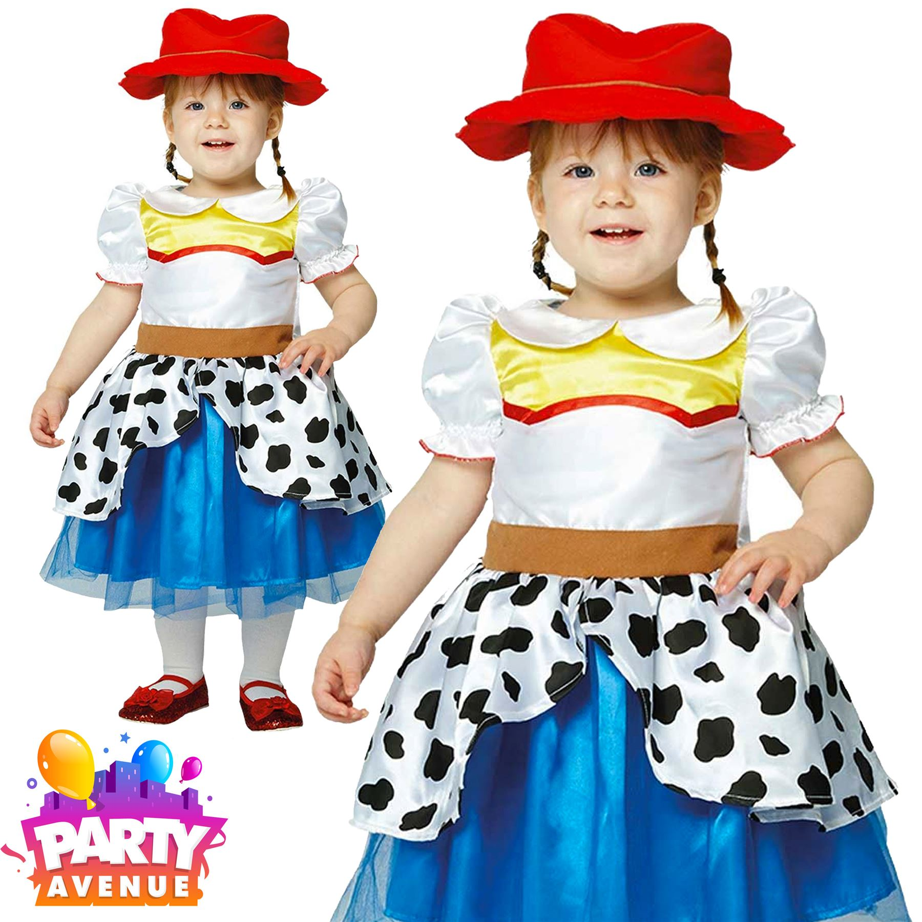 Baby Toy Story Costumes- Jessie  aeea600ff36