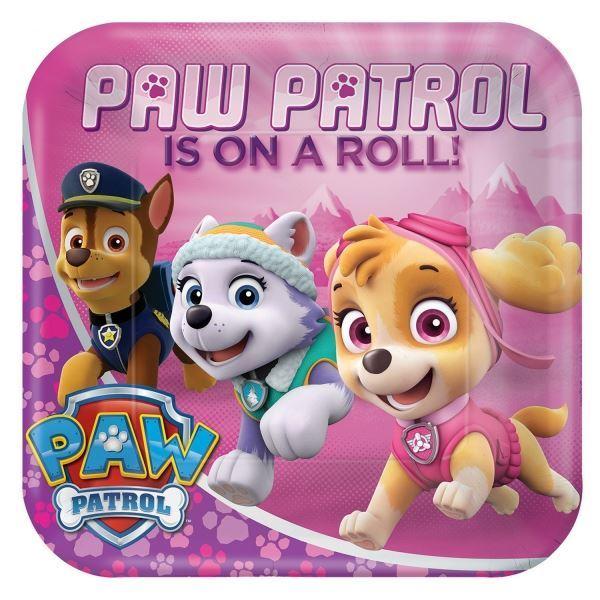 Paw-Patrol-Fiesta-Vajilla-Decoracion-Globos-favores