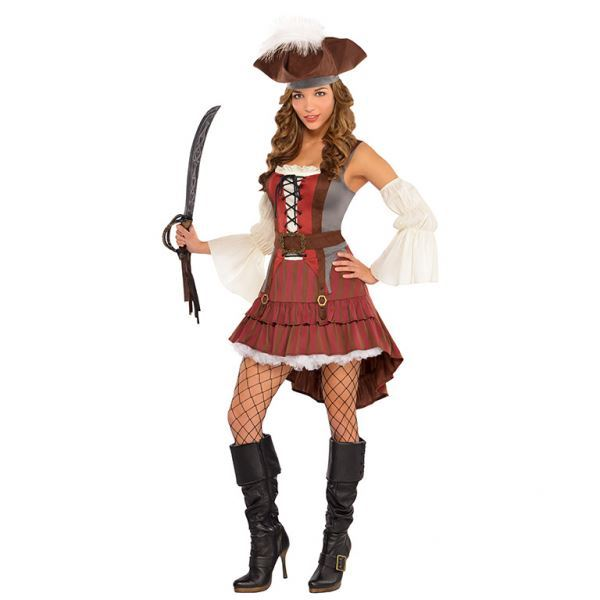 MAD Hatter Donna Costume Tea Party Da donna Libro Adulti Costume Personaggio Nuovo