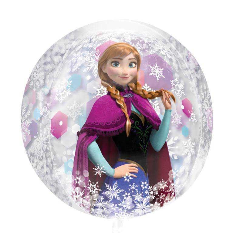 Frozen-Party-Vaisselle-Decorations-Ballons-Faveurs miniature 35