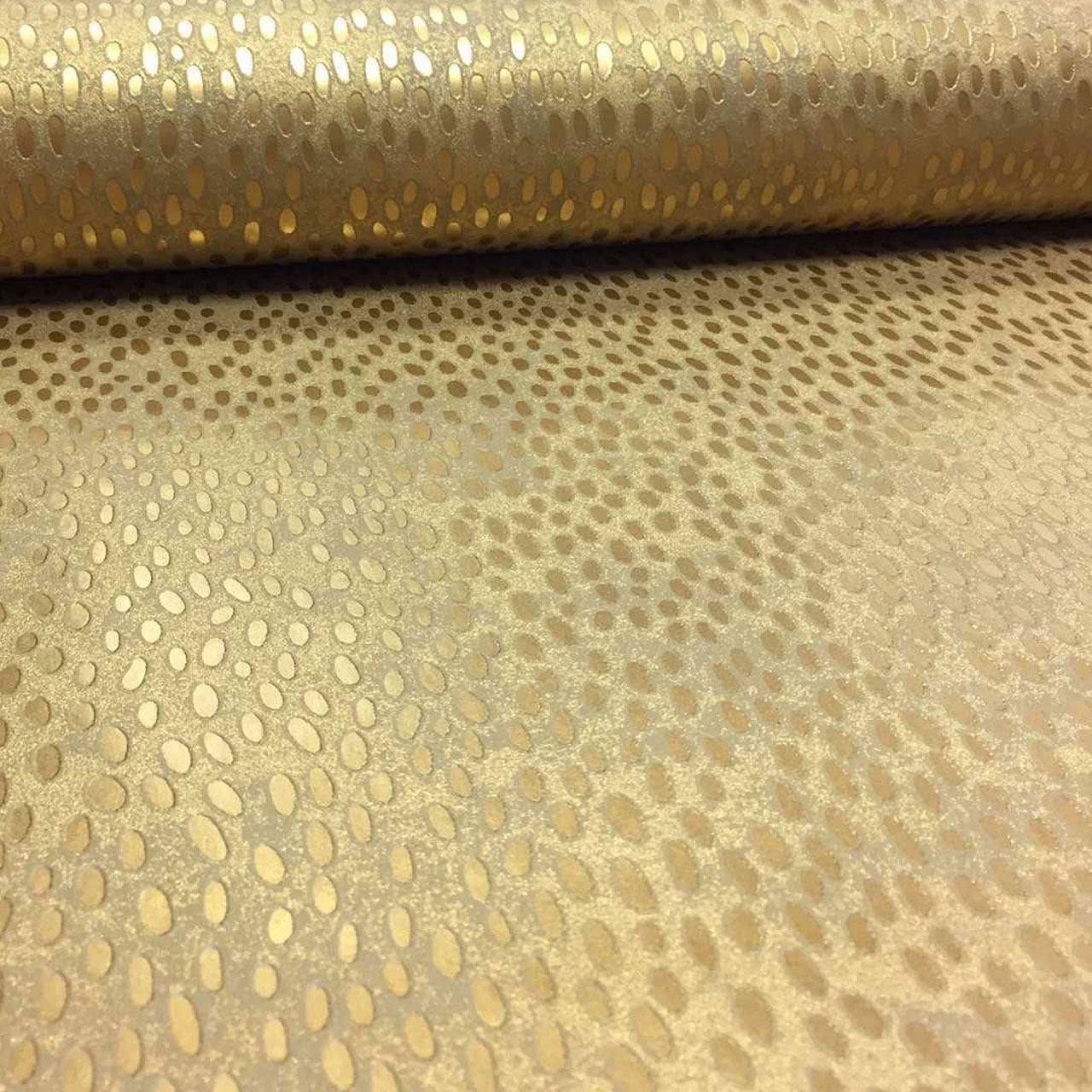 Shiny-Metallic-Scales-Wallpaper-Textured-Finish-Luxury-Modern-Paste-The-Wall thumbnail 4