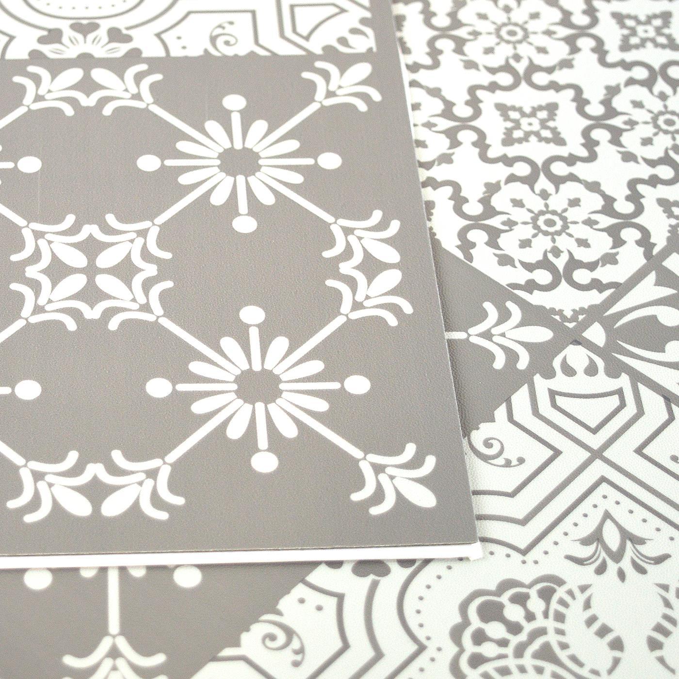 Floor Tiles Self Adhesive Vinyl Flooring Kitchen Bathroom ...