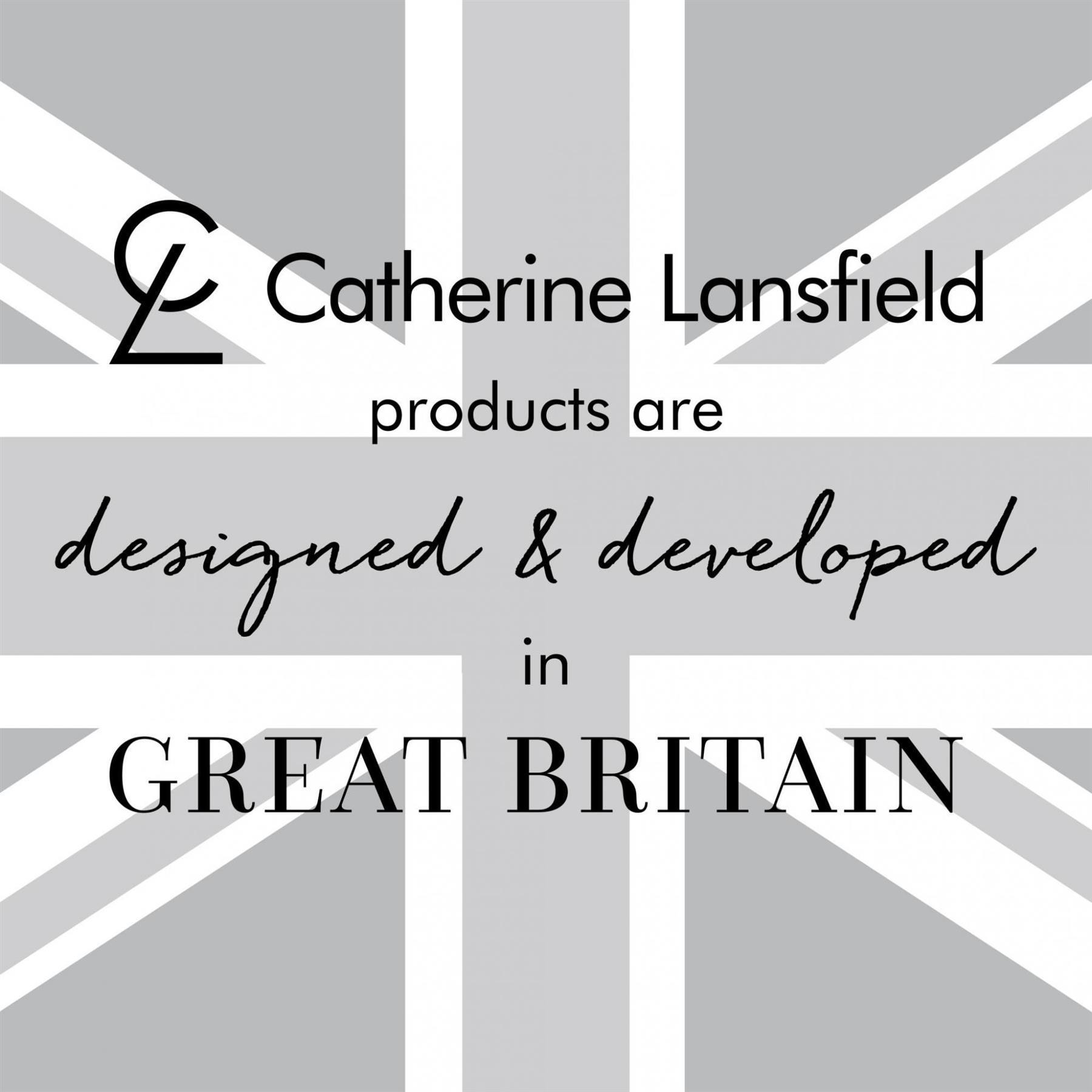 Catherine-Lansfield-biancheria-da-letto-Salisbury-Copripiumino-Set-Tende-Cuscino-Copriletto miniatura 28