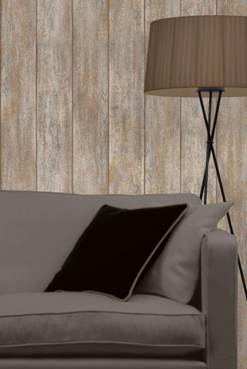 Wood-Effect-Wallpaper-Grains-Boards-Planks-Paste-The-Wall-Vinyl-Koziel-3-Colours thumbnail 13