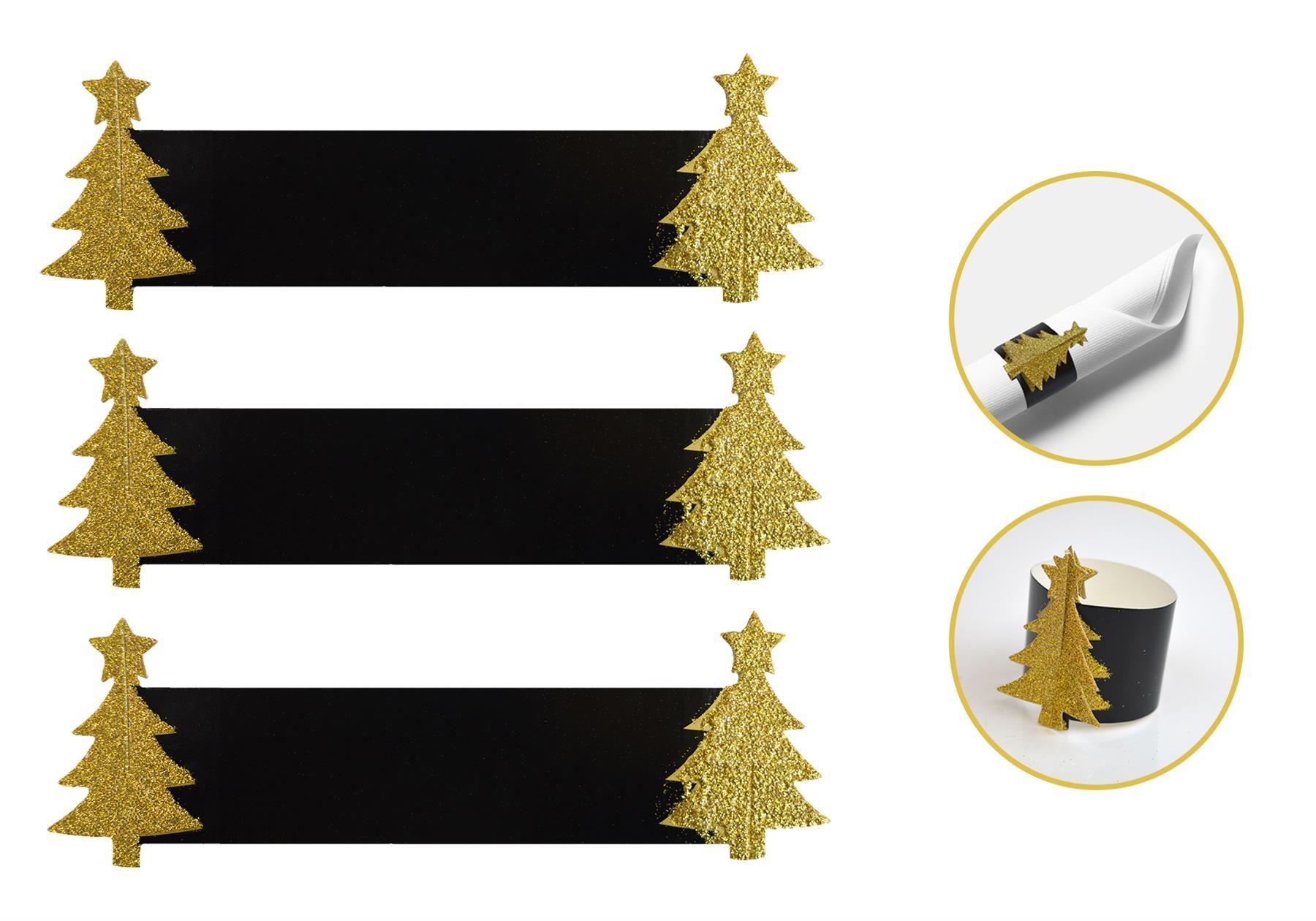 Home Textiles Kitchen Table Linens Luxury Red Felt Christmas Tree Napkin Rings Pack Of 4 Christmas Tableware Kopa Or Kr