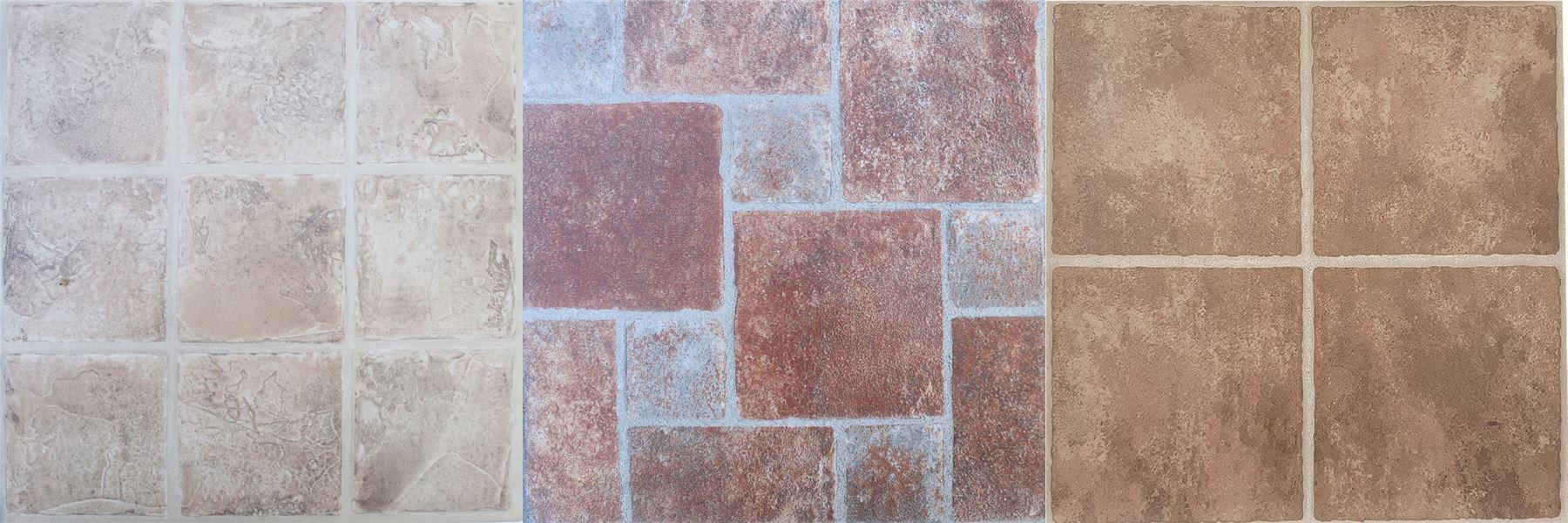 Vinyl Floor Tiles Stone Effect Mosaic Brick Slate Tile Self Adhesive Easy To Fit Ebay
