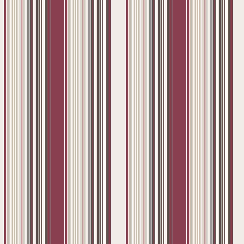 Brown Green Cream Stripe Wallpaper Pattern Textured Modern Lines Striped Feature