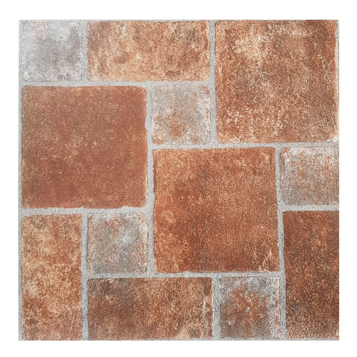 Vinyl floor tiles self adhesive easy to fit flooring DIY ...