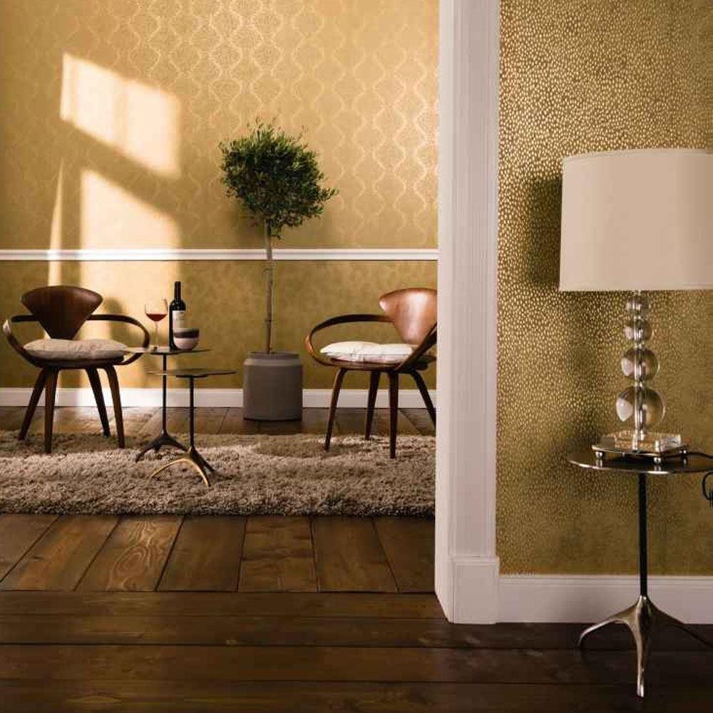 Shiny-Metallic-Scales-Wallpaper-Textured-Finish-Luxury-Modern-Paste-The-Wall thumbnail 6