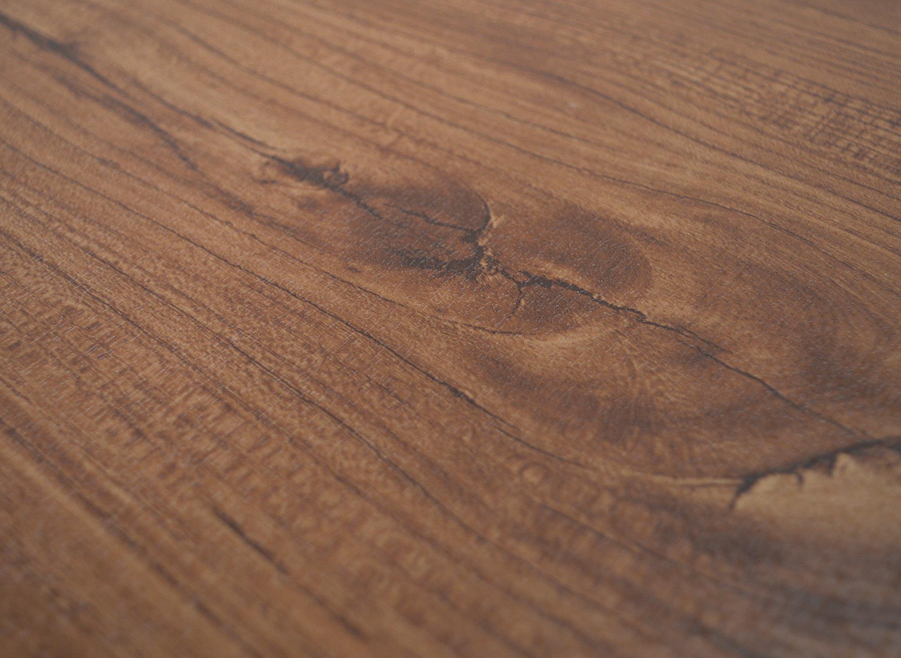 Floor-Tiles-Self-Adhesive-Vinyl-Flooring-Kitchen-Bathroom-Brown-Wood-Grain thumbnail 5