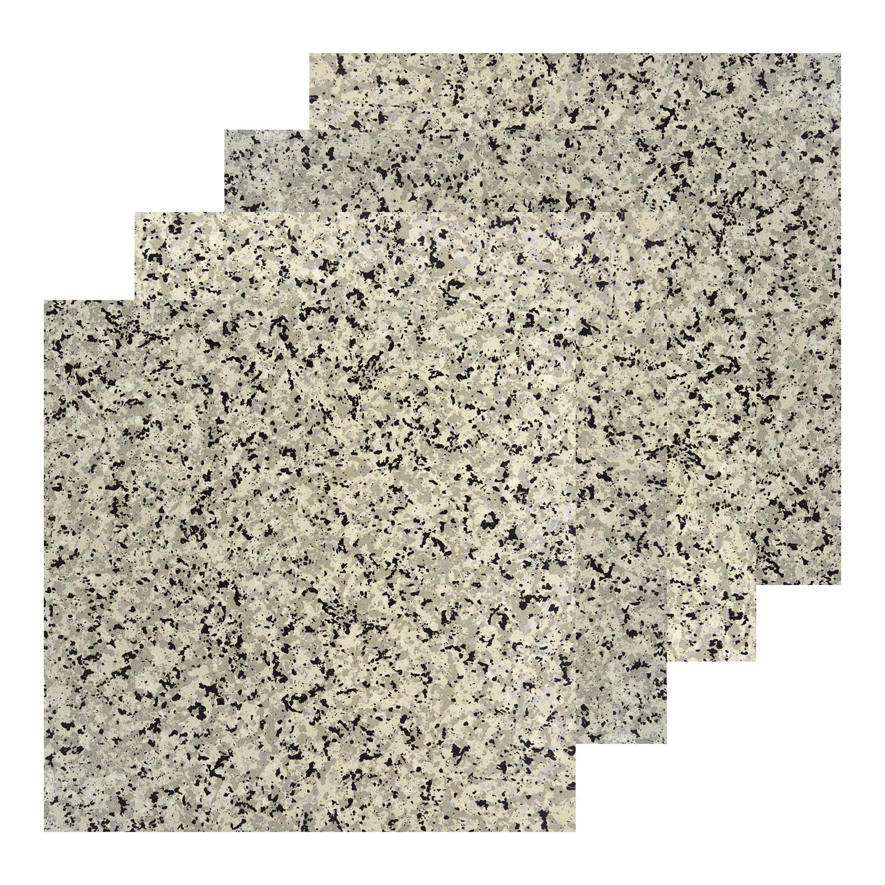 Vinyl Floor Tiles Self Adhesive Textured Grip Flooring DIY ...