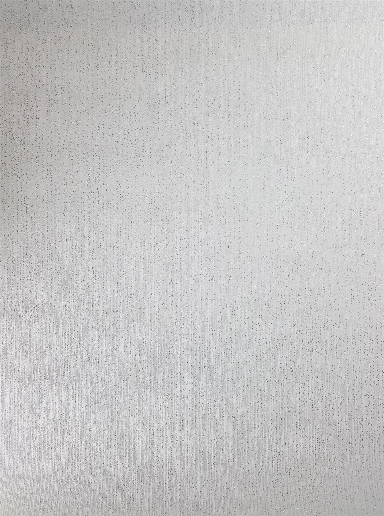 Silver Crushed Stone Wallpaper Textured Plain Paste the Wall Vinyl JC2009-3
