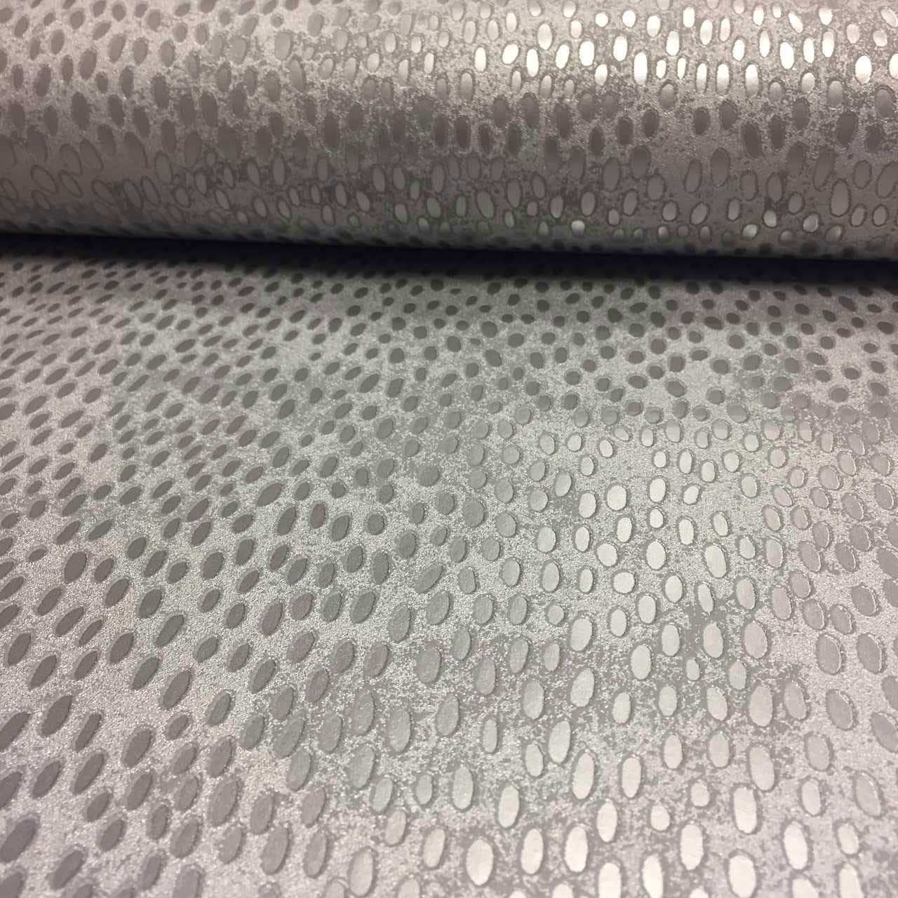 Shiny-Metallic-Scales-Wallpaper-Textured-Finish-Luxury-Modern-Paste-The-Wall thumbnail 8