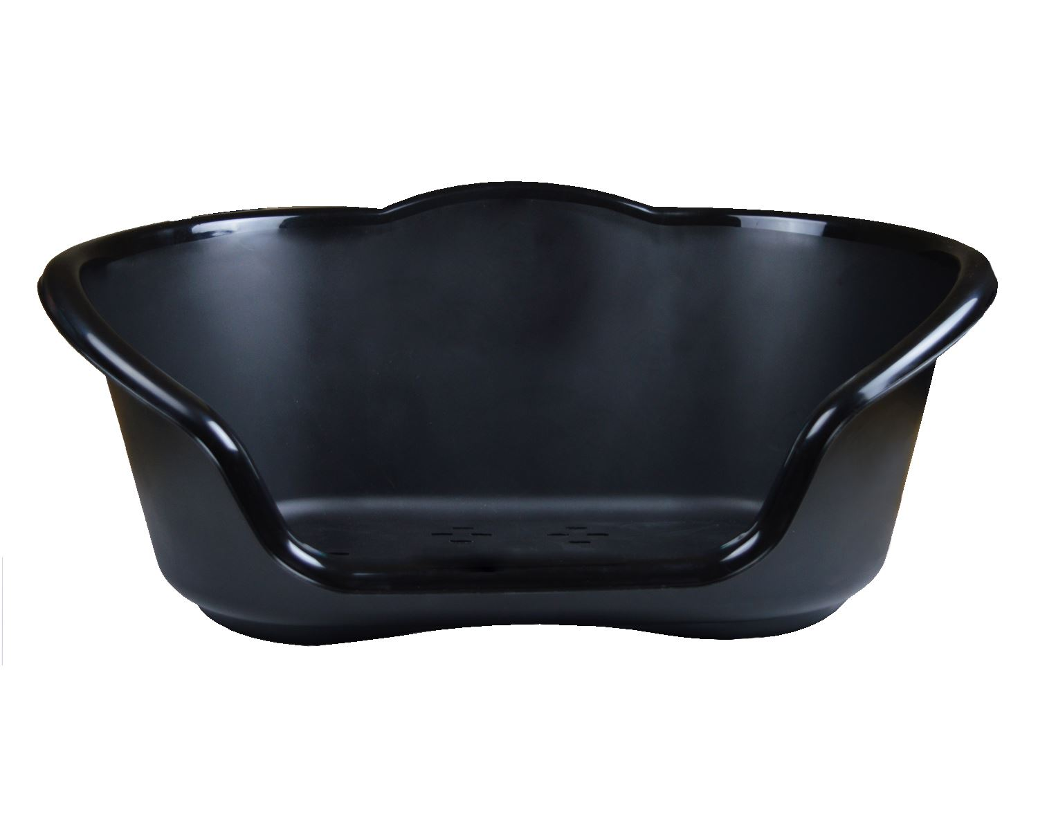 thumbnail 6 - Plastic-Dog-Bed-Heavy-Duty-Waterproof-Dog-Bed-Pet-Bed-Puppy-Cat-Cushion-Basket