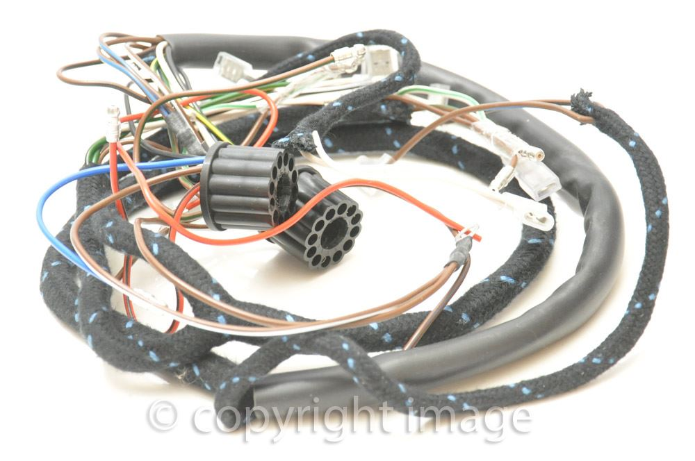 BSA A50, A65 Braided Main Wiring Harness UK Made 1962-65 | eBayeBay
