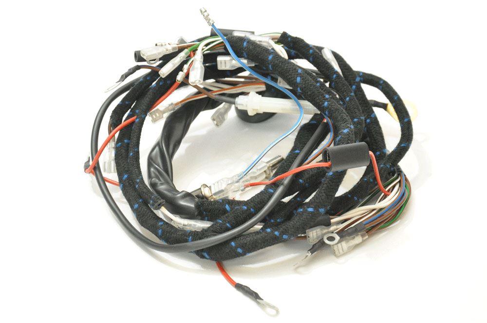 Wiring Harness  Bsa A50 A65  1969