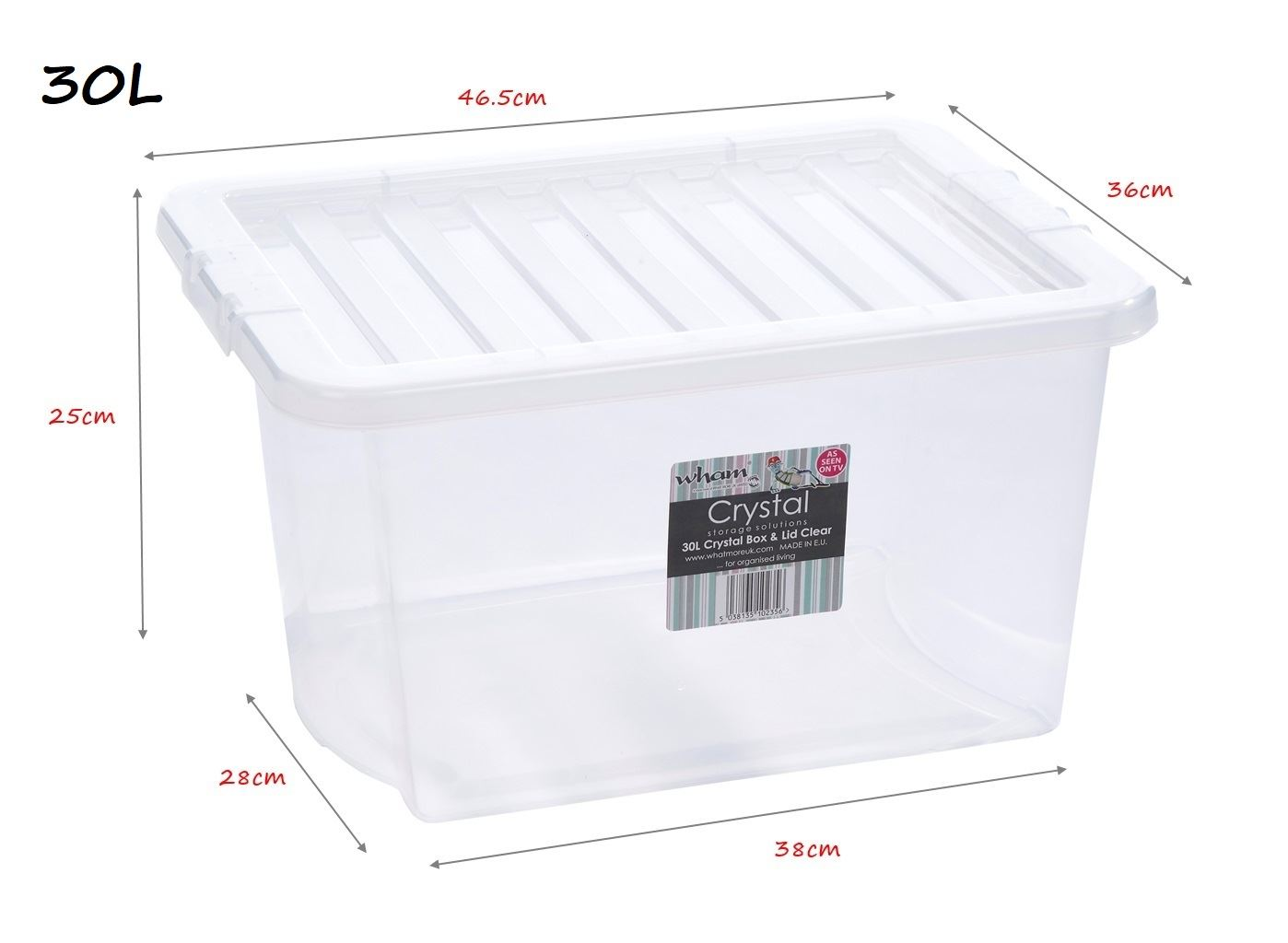 clear plastic boxes clear plastic storage boxes box container w lids home 29446