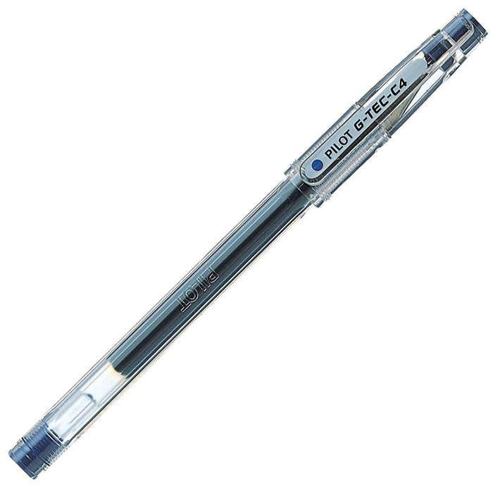 Pilot-G-Tec-C4-Microtip-Ultra-Fine-0-4mm-Gel-Rollerball-Pen-ALL-Colours