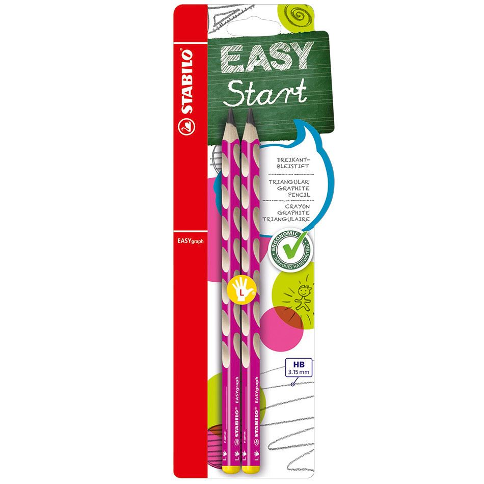 Stabilo-EASYgraph-Graphite-3-15-HB-Wooden-Pencil-Right-or-Left-2-Pack-Twin thumbnail 10