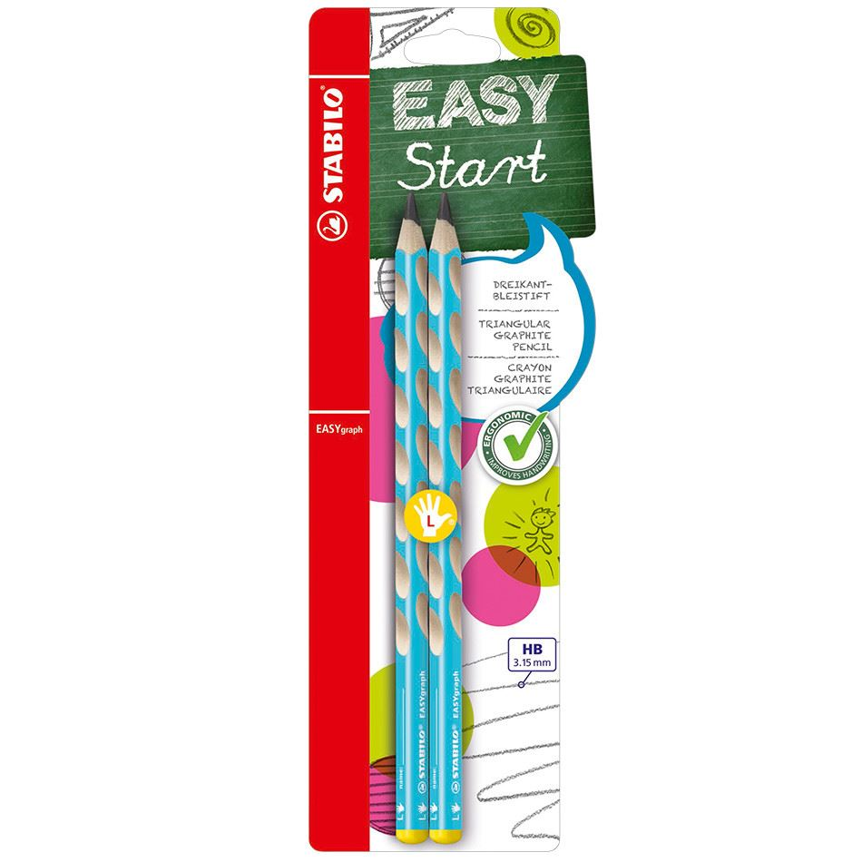 Stabilo-EASYgraph-Graphite-3-15-HB-Wooden-Pencil-Right-or-Left-2-Pack-Twin thumbnail 7